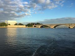 Lincoln Memorial and Memorial Bridge