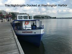 Nightingale Docked