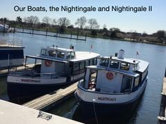 Nightingale I and Nightingale II