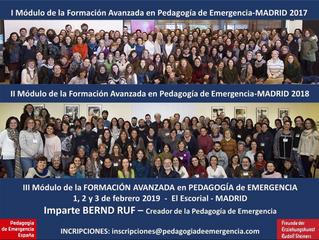 FORMACION PEDAGOGIA DE EMERGENCIA