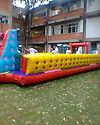 Futebol de sabão 10,0 x 5,0 metros (até 6 pessoas)