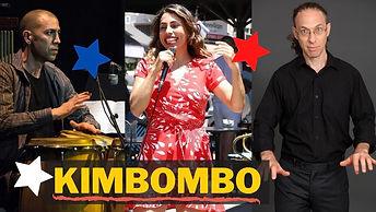 קימבומבו עם מורן לוי