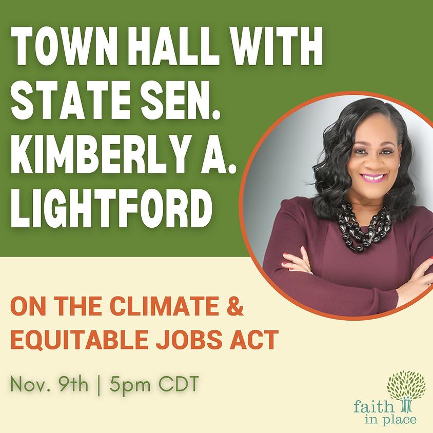 Town Hall With Sen. Kimberly Lightford