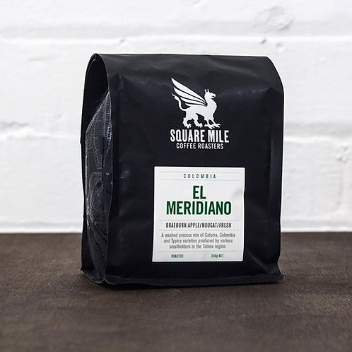 SQUARE MILE's (El Meridiano - Colombia) Coffee Beans