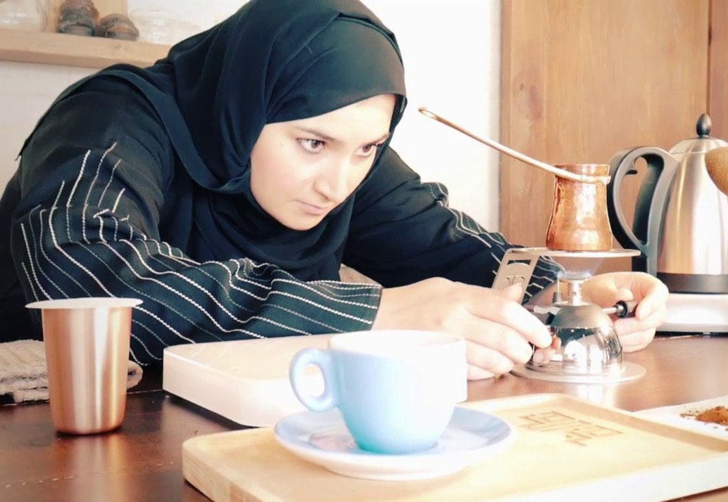 ترشيح القهوة مستوى تأسيسي+متوسط