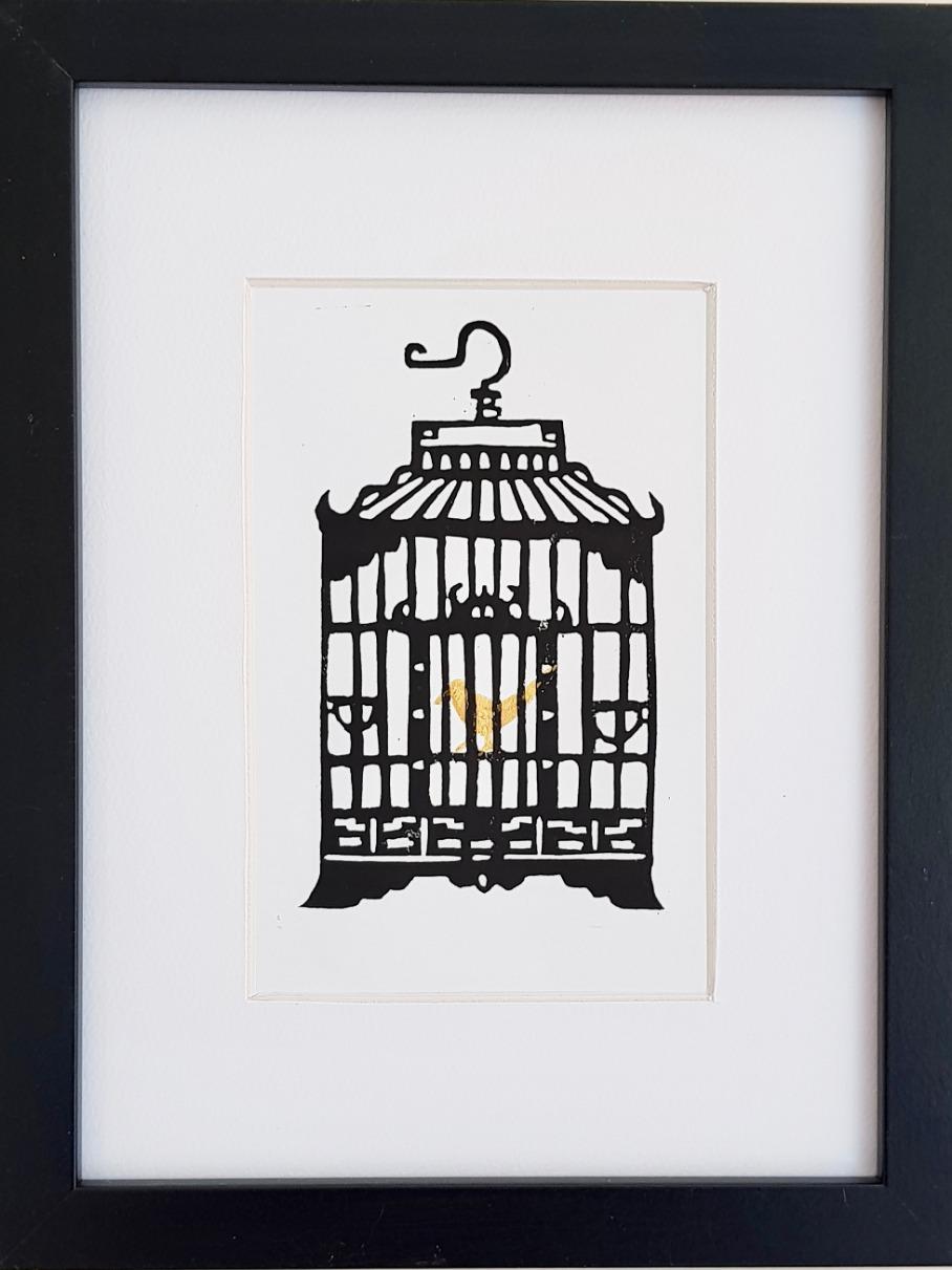 small birdcage
