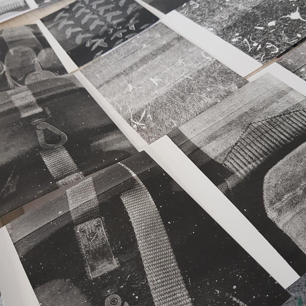 Creating printed textures