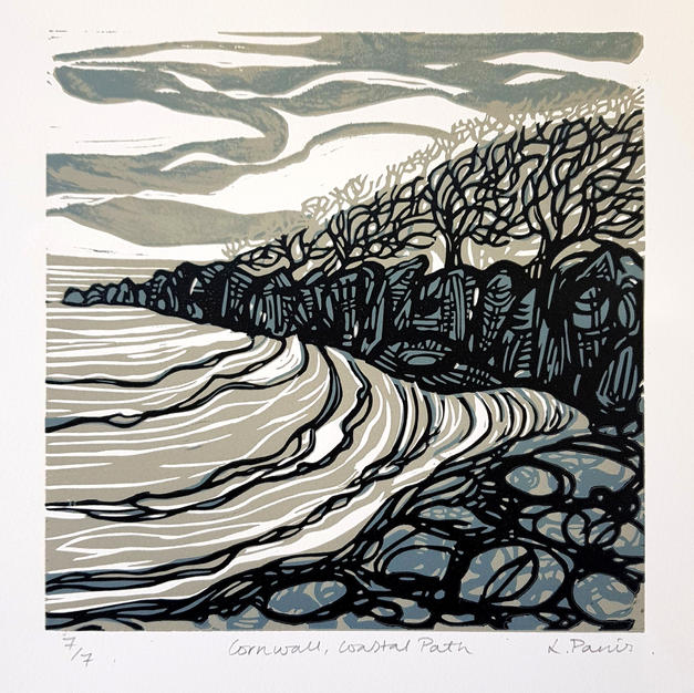 Cornwall, Coastal Path