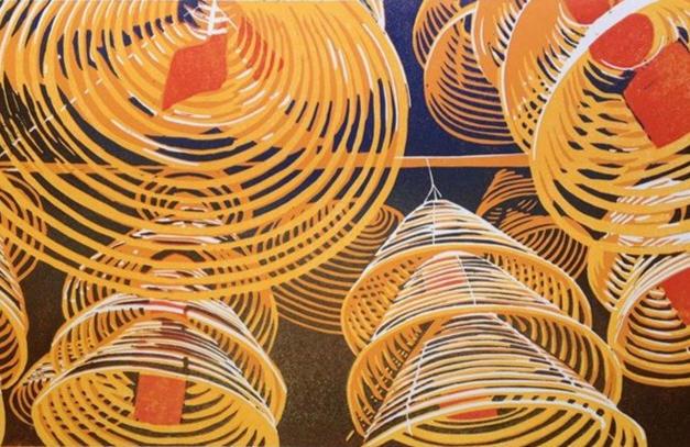 Hanging Incense
