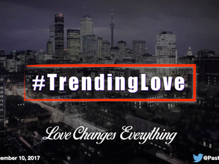 #Trending Love: Love Changes Everything