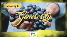 Generosity - 3 - True Treasures