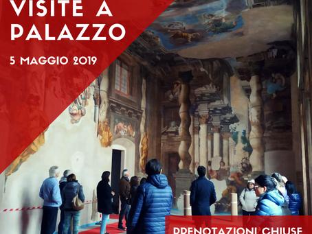 Maggio a Palazzo Omodei #domenicheapalazzo