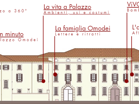 Il portale digitale di Palazzo Omodei