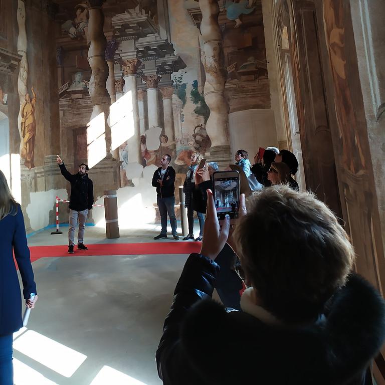 Visite virtuali di Palazzo Omodei