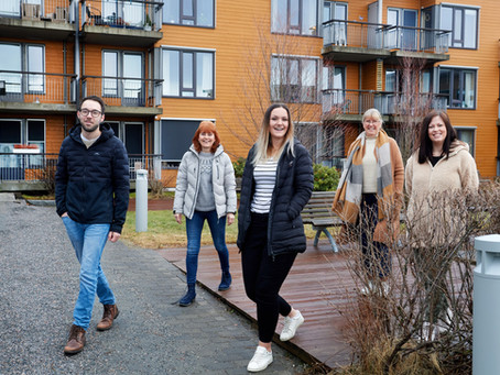 Namsos kommune tester ny praksismodell for sykepleie