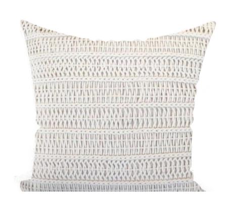 Braided Cushion
