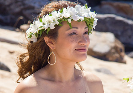 Hawaiian Haku head lei