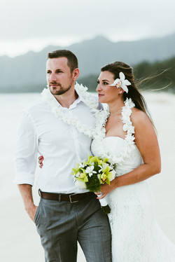 Oahu wedding