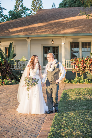 Carrie and Christopher, Maui Olowalu Pla