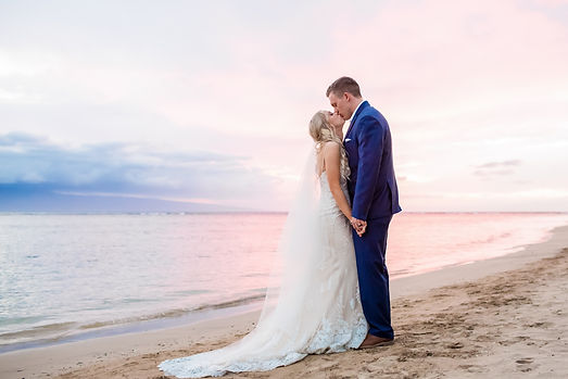 Maui Beach Wedding Package with Bridal S