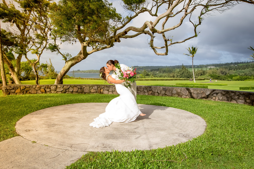 Anastasia and Abraham, Maui Steeple Hous