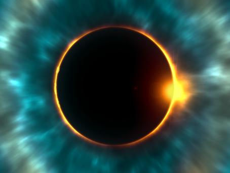 ליקוי חמה נדיר ביומה של השמש