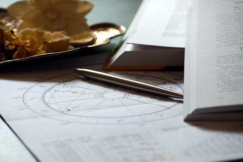 להיות אסטרולוג - קורס אסטרולוגיה למתקדמים