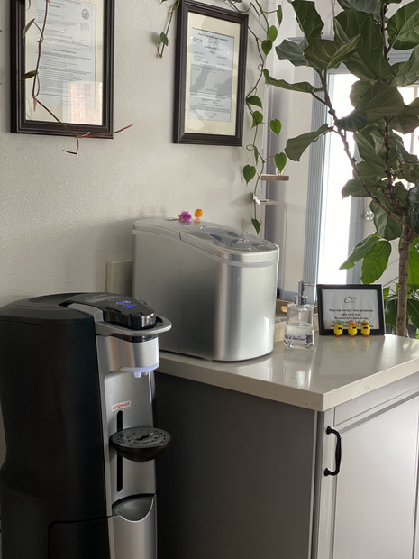 coffee and water station.jpg