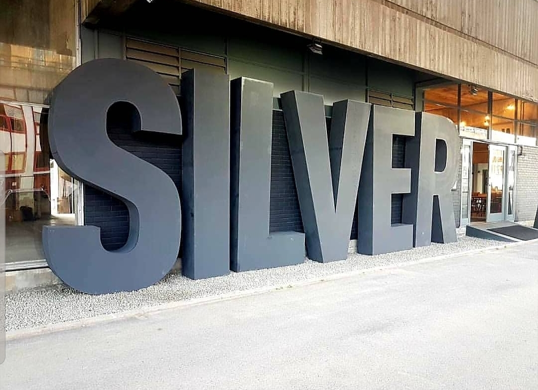 The Silver Building