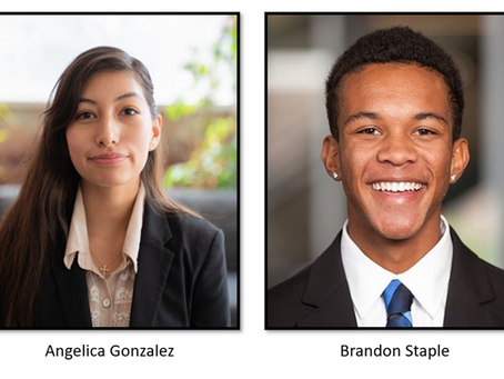 Louis Hernandez Jr.'s Foundation For A Bright Future Awards Step Up Scholarship