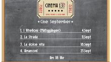 Cine' Mezzo: Italian Cinema on Sunday