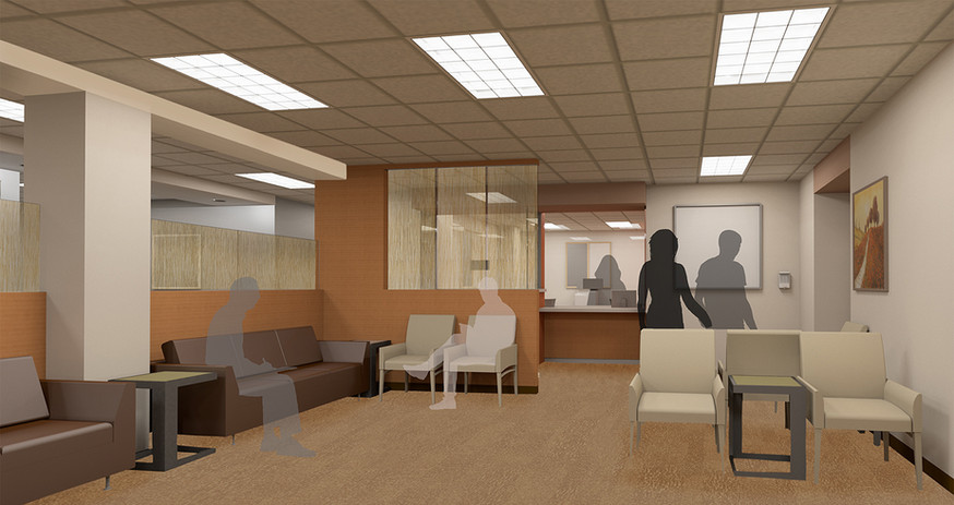 radiology, department, expansion, renovation, spur, design, architecture firm, arizona, VA, healthcare, campus, clinical, space, planning, mechanical, electrical, HVAC, medical, facilities, patient handling, construction