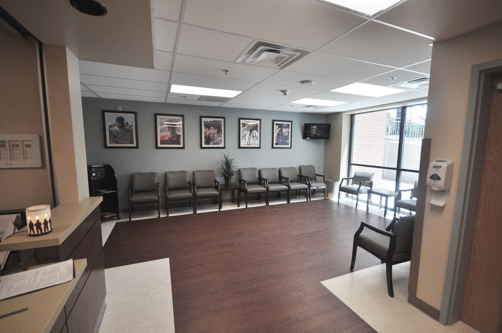 MRI, suite, addition, VA, medical, center, muskogee, oklahoma, magnetic, resonance, imaging, addition, federal, healthcare, renovations, expansion, construction, Spur, design