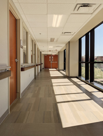 clinical, expansion, oklahoma, VA, healthcare, government, master planning, planned space, projects, architecture, interior design, engineering, renovation, veterans, spur design