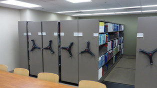 Remodel Canteen and Medical Media Library