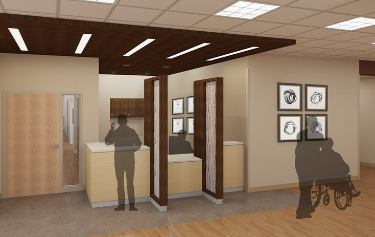 expansion, specialty, clinics, albuquerque, new mexico, Spur, design, VA, healthcare, planning, medical, equipment, design standards, site survey, investigations, privacy, efficiency, construction, specifications cost estimating