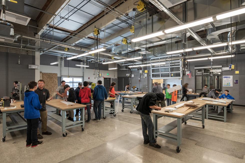 Granite Falls Middle School STEM