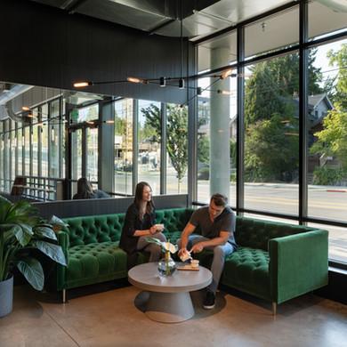 Santo Coffee Interior Luxury Dining