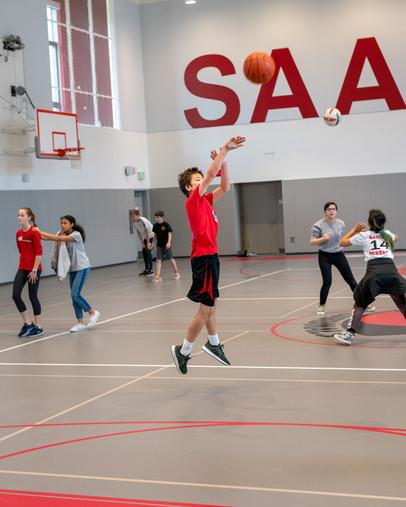 Seattle Academy High School Basketball
