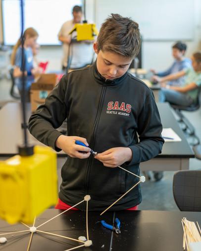 Seattle Academy High School STEM