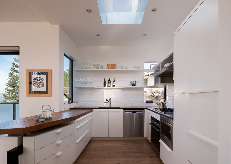 Interior Kitchen Modern Residential