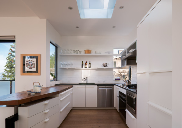 Interior Kitchen Modern Residential