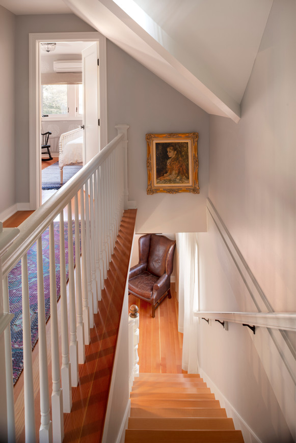 Remodeled Tudor Stairs Classic