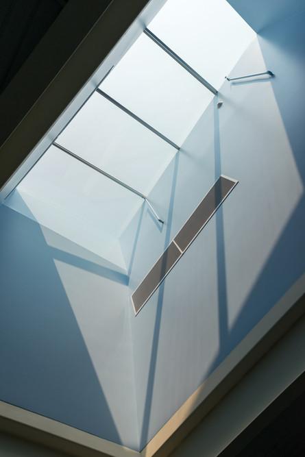Wilson High School Ceiling Window