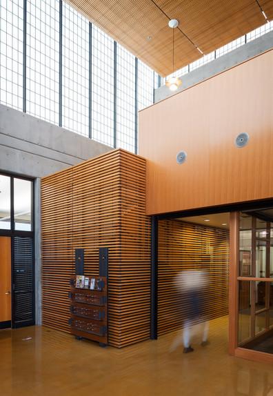 Pierce County Environmental Services Building Interior