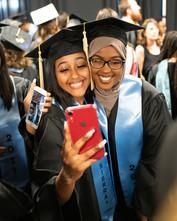 Summit Sierra Graduation Celebration Two Women