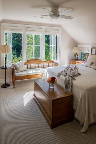 Bainbridge Island Farmhouse Bedroom Classic