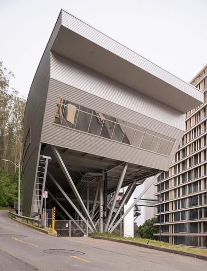 Ray and Dagmar Dolby Regeneration Medicine Building Exterior