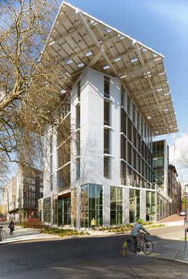 Bullitt Foundation Exterior Seattle