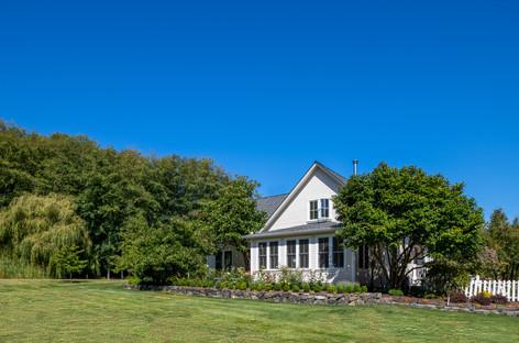 Bainbridge Island Residential Home Farmhouse